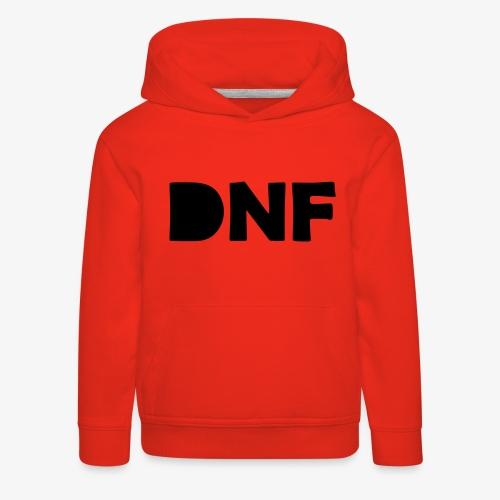 dnf - Kinder Premium Hoodie