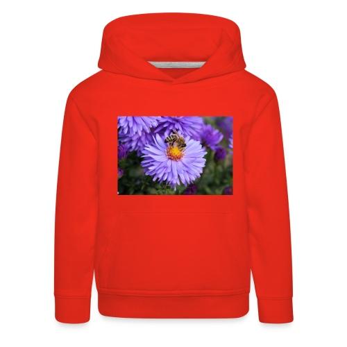 wertvolle Biene - Kinder Premium Hoodie