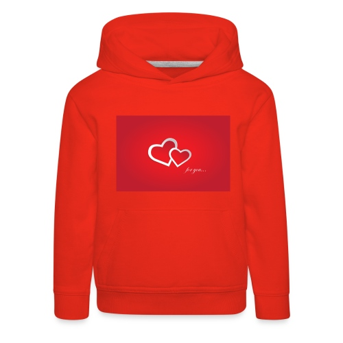for you - Kinder Premium Hoodie
