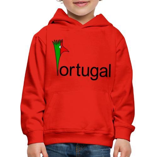 Galoloco - Portugal - Kinder Premium Hoodie