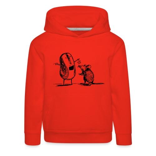 Maus und Maus - Kinder Premium Hoodie