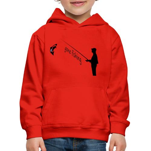 Angler - Kinder Premium Hoodie