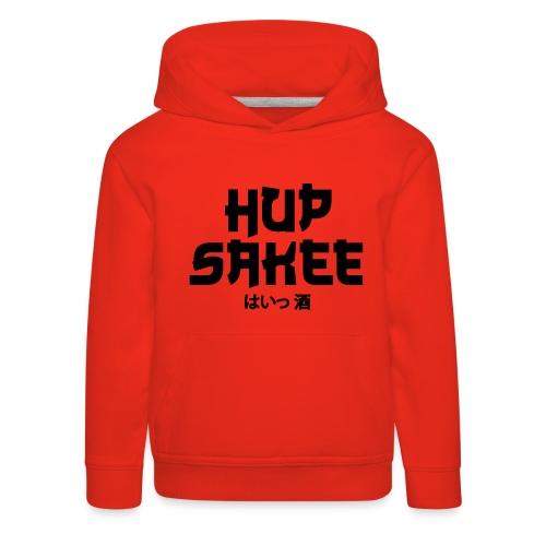 Hup Sakee - Kinderen trui Premium met capuchon