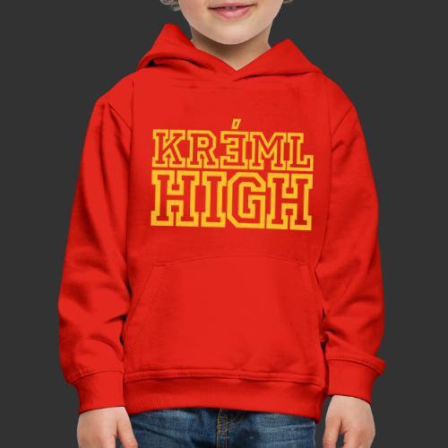 Kreml High - Premium-Luvtröja barn