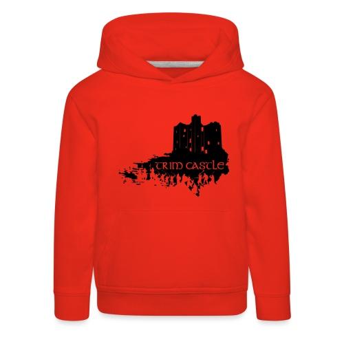 Legend_-_Trim_Castle - Kids' Premium Hoodie