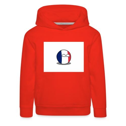 France Simple - Pull à capuche Premium Enfant