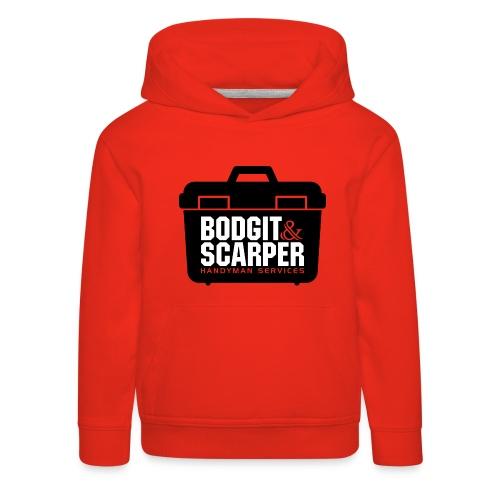 Bodgit & Scarper - Kids' Premium Hoodie