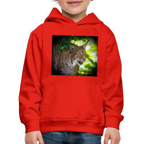 Luchs - Kinder Premium Hoodie