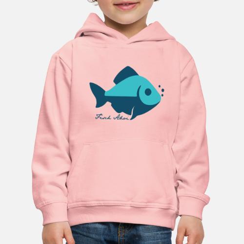 Fisch Ahoi - Kinder Premium Hoodie