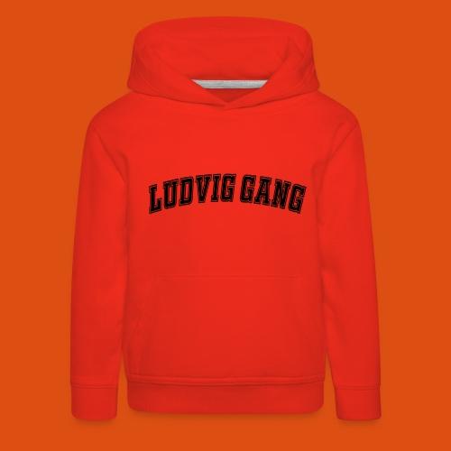 LUDVIG GANG - Premium hættetrøje til børn