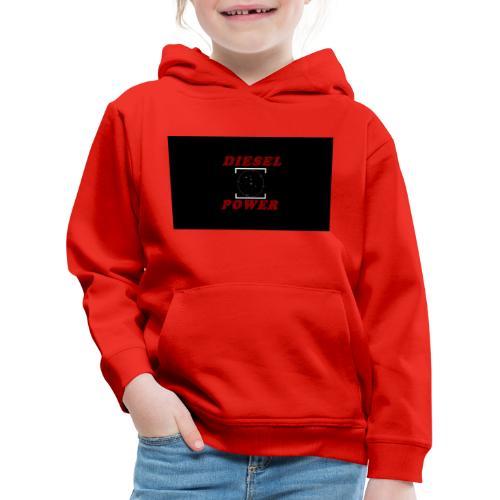 DIESEL POWER - Kinder Premium Hoodie