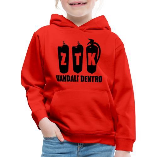 ZTK Vandali Dentro Morphing 1 - Kids' Premium Hoodie