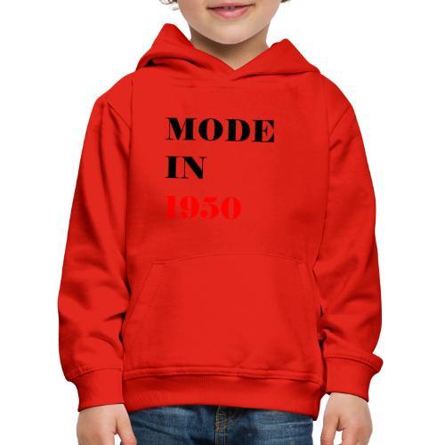 MODE IN 150 - Kids' Premium Hoodie
