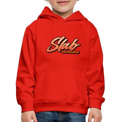 MS Slab Logo - Kids' Premium Hoodie