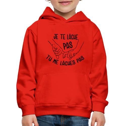 131369464 380317036583670 4398324329468998341 n - Pull à capuche Premium Enfant