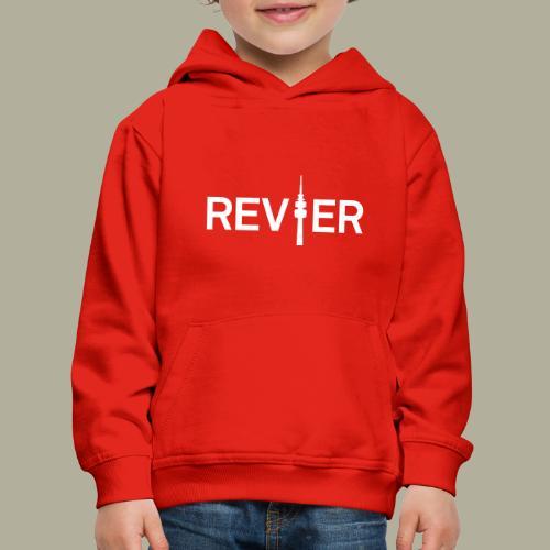 Dortmunder Revier - Kinder Premium Hoodie