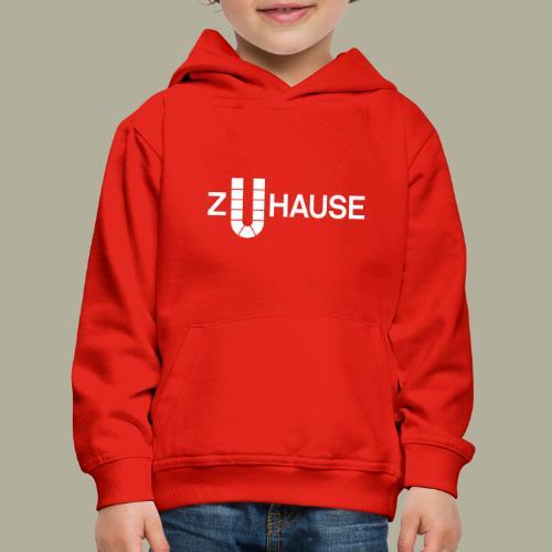 Zuhause in Dortmund - Kinder Premium Hoodie