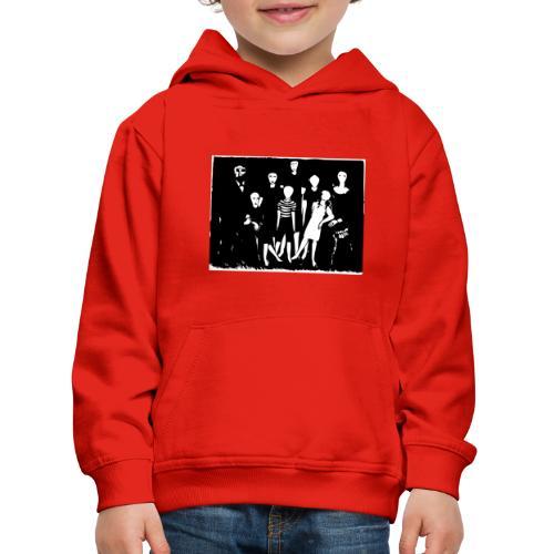 Familienbild - Kinder Premium Hoodie