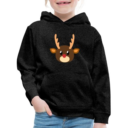 Rentier »Rudy« - Kids' Premium Hoodie