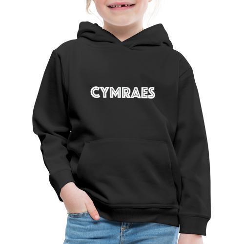 Cymraes - Kids' Premium Hoodie