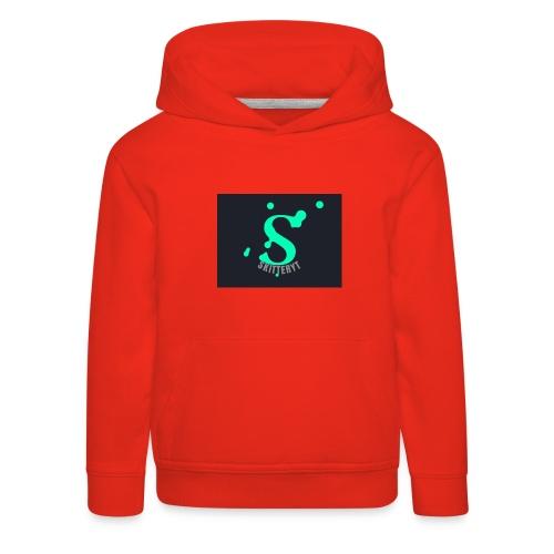 skitterYT - Premium-Luvtröja barn
