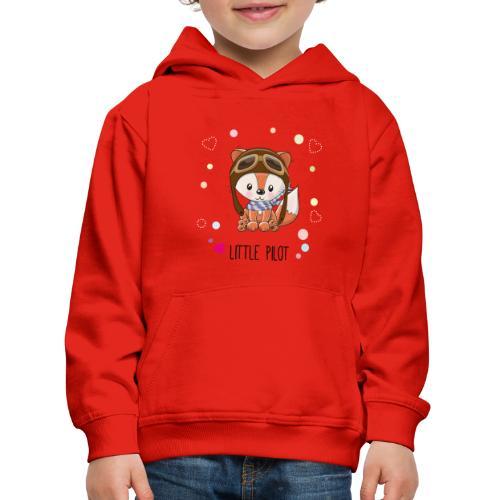 The cute bear - Kids' Premium Hoodie