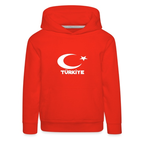 Türkiye - Kinder Premium Hoodie