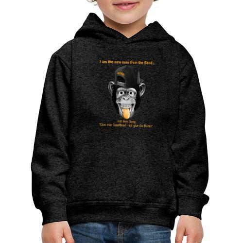 Musgo der Affe - Kinder Premium Hoodie
