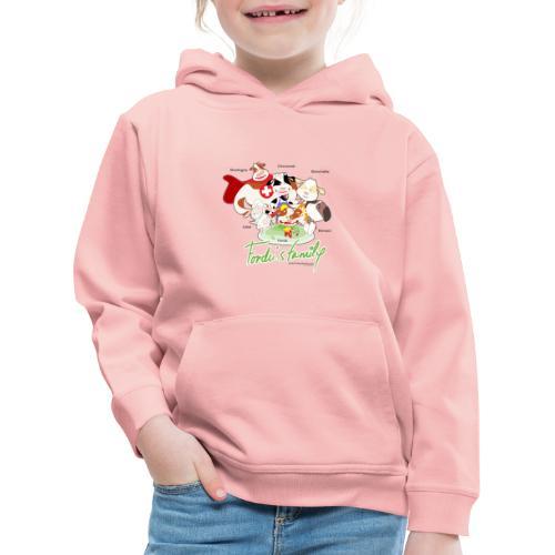 FF FAMILIE 01 - Kinder Premium Hoodie