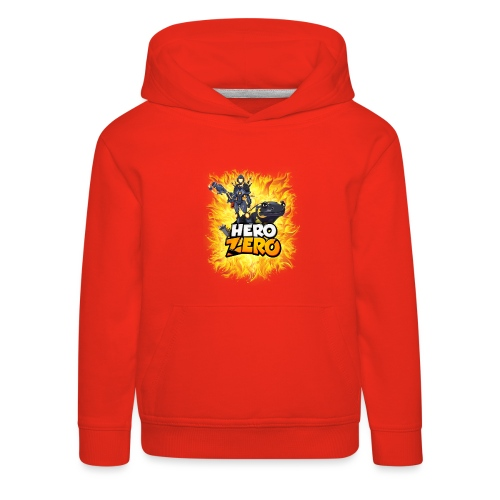 Season of Fire - Kids' Premium Hoodie