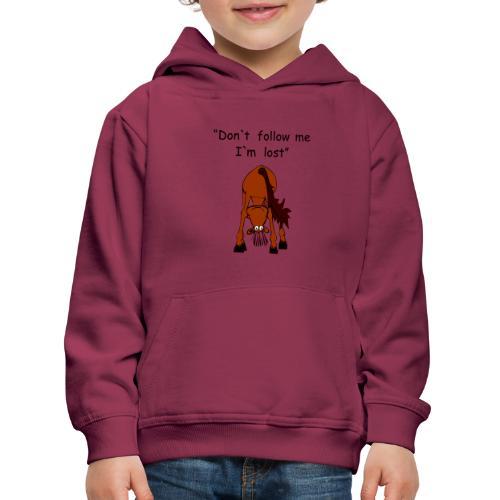 lost - Kinder Premium Hoodie