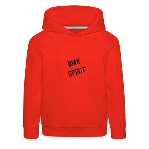 BMX SPIRIT CLASSIC - Pull à capuche Premium Enfant