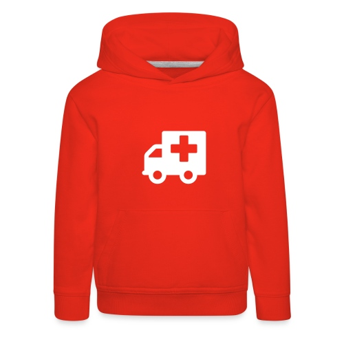 ambulance - Kinder Premium Hoodie