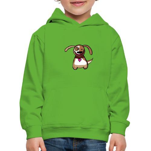 Titou le chien - Pull à capuche Premium Enfant
