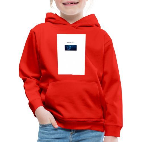 Elektrischer Ball - Kinder Premium Hoodie