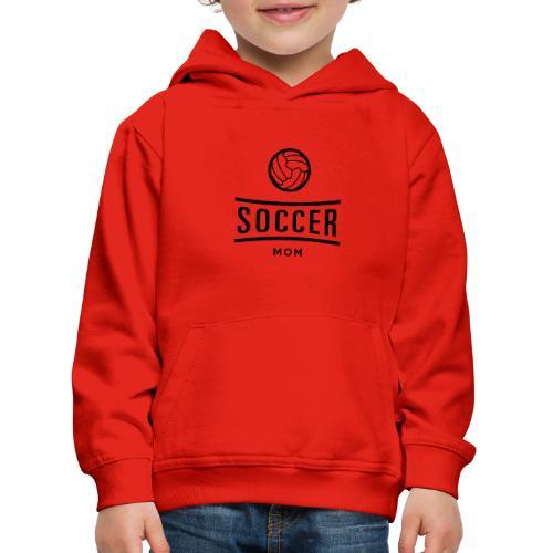 soccer mom - Pull à capuche Premium Enfant