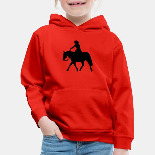 Ranch Riding extendet Trot - Kinder Premium Hoodie