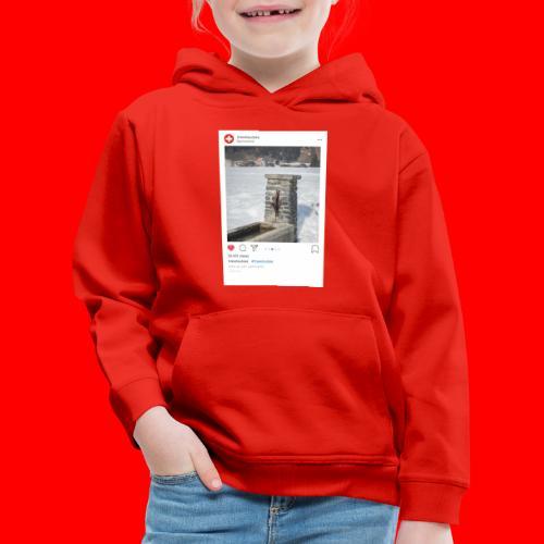 travelsuisse - Brunnen Trin - Kinder Premium Hoodie