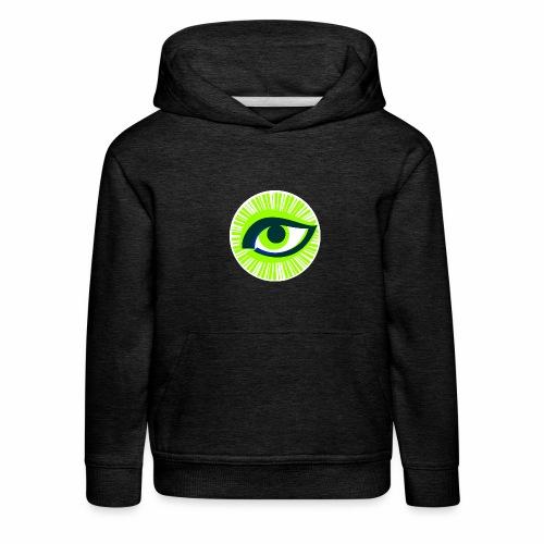 Auge - Kinder Premium Hoodie