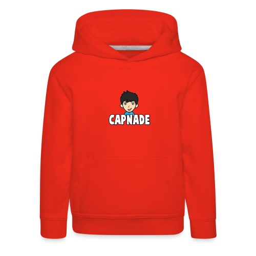 Basic Capnade's Products - Kids' Premium Hoodie