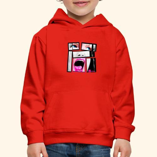 expo26b2 Unbreakable - Pull à capuche Premium Enfant