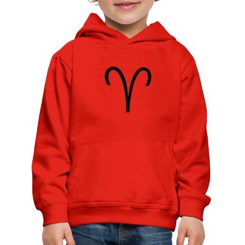 Widder - Kinder Premium Hoodie