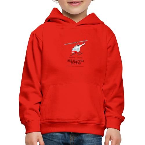 Helikoptereltern - Kinder Premium Hoodie