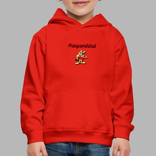 Pumpernickel - Kinder Premium Hoodie
