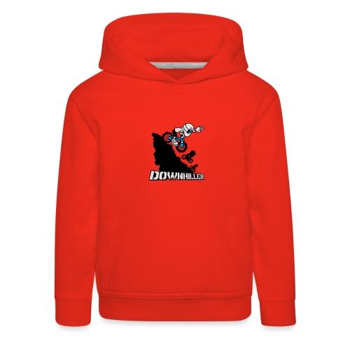 Downhiller - Kinder Premium Hoodie