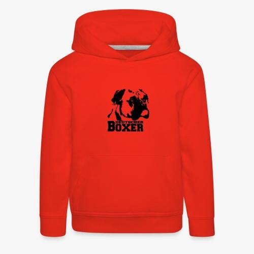 Deutscher Boxer - Kinder Premium Hoodie