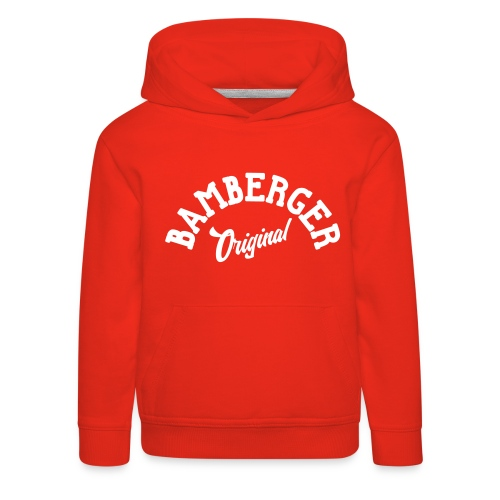 Bamberger Original - Kinder Premium Hoodie