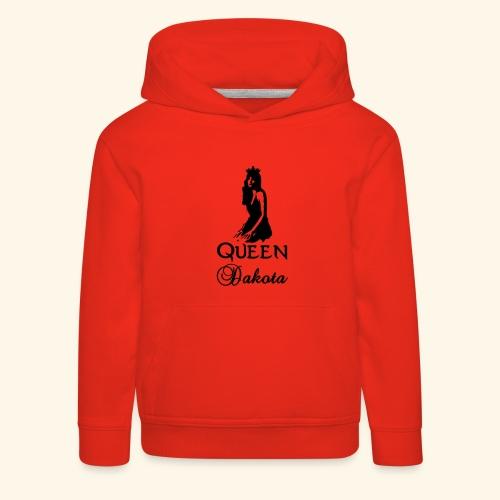 Queen Dakota - Kids' Premium Hoodie