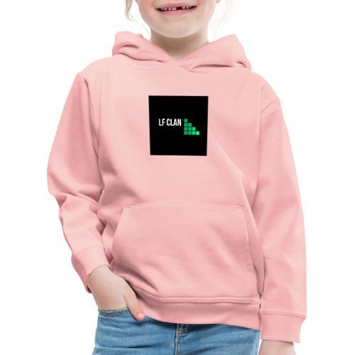 LF CLAN - Premium-Luvtröja barn