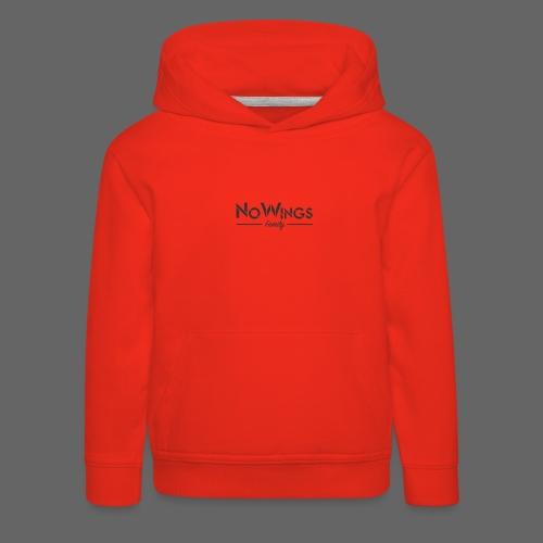 NoWings_Fam - Kinder Premium Hoodie
